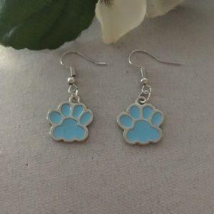 Jewelry - Paw Print Earrings